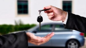 leasing auto second hand