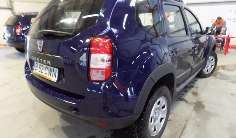 Dacia Duster 1.5dCI 4×4, 2014 full