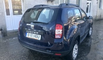 Dacia Duster 1.5dCI 4X4, 2014 full