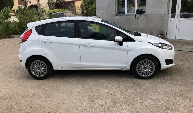 Ford Fiesta 1.5TDCI, 2017 full
